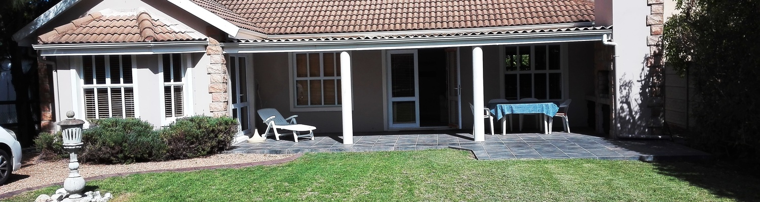 Hermanus Holiday rentals, Lagoon Cottage