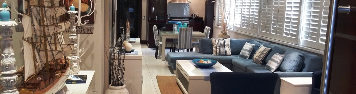 Luxury holiday Apartment in the center of Hermanus